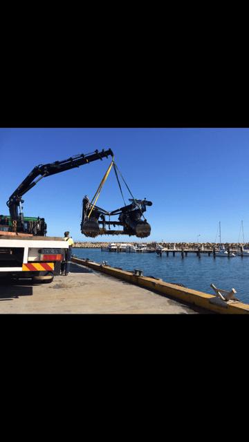 Green's Hiab Service | Western Australia's Hiab Truck and